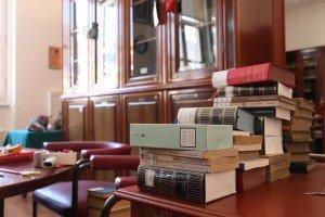 Biblioteca IMI