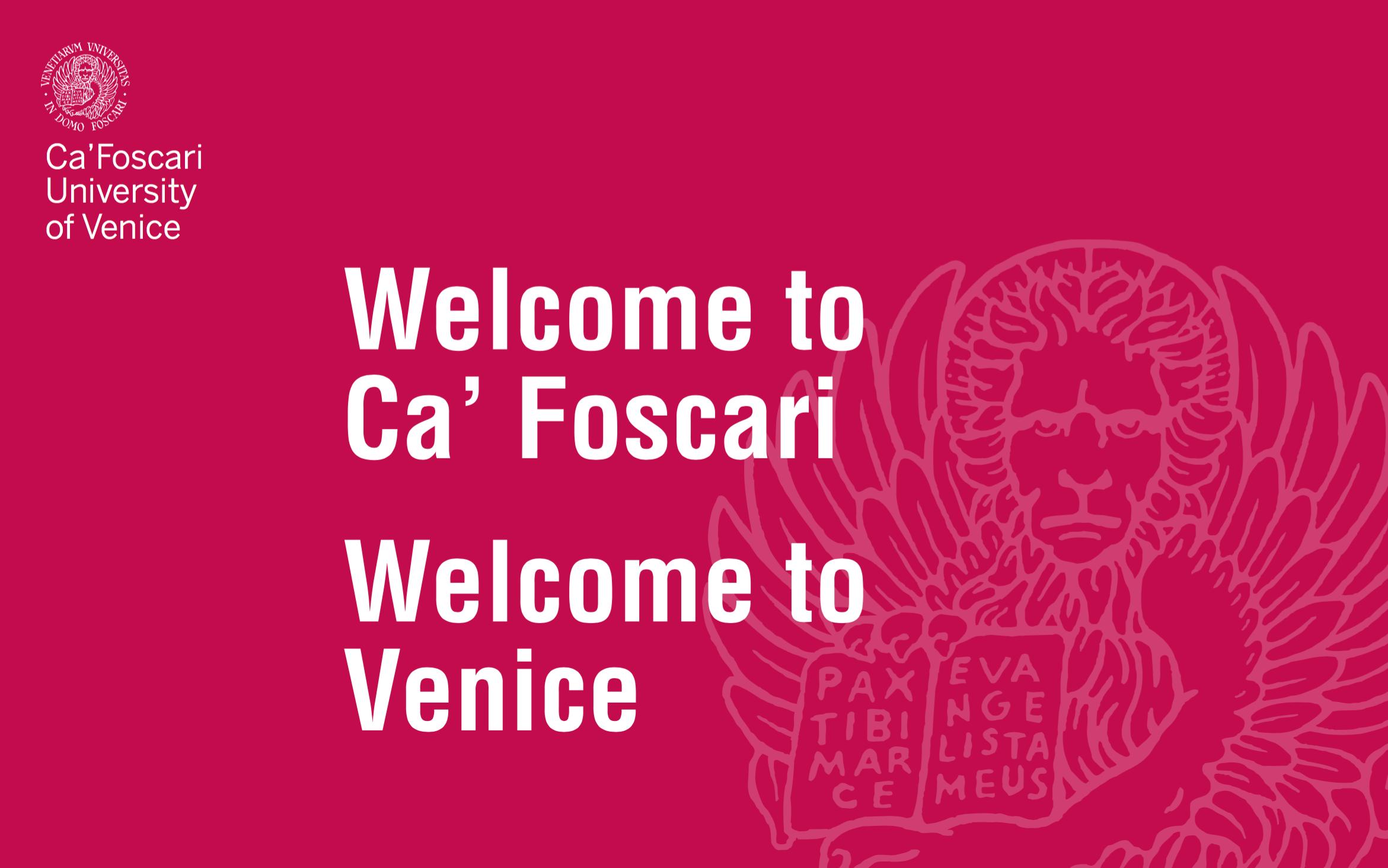 Ca Foscari Calendario Esami.Studiare A Venezia Liceo Italiano Imi